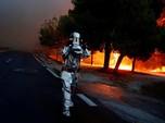 Sederet Bencana Alam Dunia Tahun 2018 Dalam Lensa