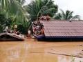 Bendungan PLTA Jebol, Ratusan Warga Laos Hilang