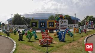 Ambisi Besar Palembang Kalahkan Jakarta di Asian Games 2018