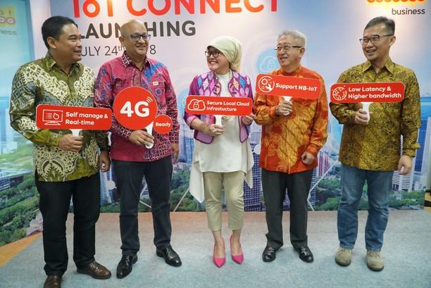 Indosat Luncurkan IoT Connect
