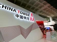 Raksasa Menara Telekomunikasi, China Tower IPO Rp 126 T