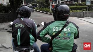 Sopir Gojek Cerita Tempuh 1.200 KM Bantu Korban Gempa Lombok