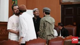 100 Polisi Amankan Sidang Tuntutan JAD Organisasi Terlarang