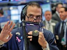 Kombinasi Sikap Hawkish Trump & Fed Ciutkan Nyali Pasar