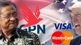 Visa, MasterCard, Trump & GPN Indonesia