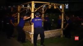 VIDEO: Saung Mewah Lapas Sukamiskin Dibongkar Petugas