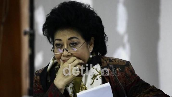 Putri mantan Presiden Soeharto, Siti Hardijanti Rukmana atau yang akrab dipanggil Mbak Tutut, masuk daftar 150 orang terkaya RI 2018