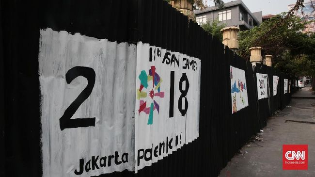 DPRD Minta Spanduk 'ASEAN Games' Dicopot