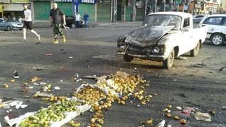 Serangan ISIS Tewaskan Puluhan Orang di Suriah Selatan