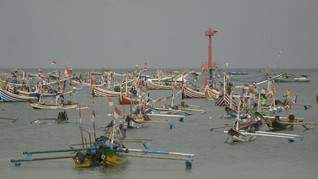 Pemerintah Kupang Minta Nelayan Waspadai Gelombang Tinggi