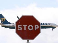 Awak Kabin Mogok Kerja, Maskapai Ryanair Batalkan Penerbangan