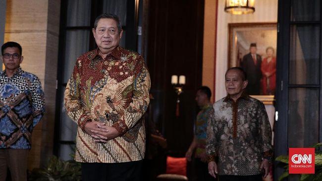 SBY Matangkan Arah Koalisi dengan PKS: Semoga Barokah