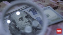 Rilis Surat Utang Angkat Rupiah ke Rp16.200 per Dolar AS