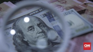 Penguatan Berlanjut, Rupiah Dibuka Rp14.565 per dolar AS