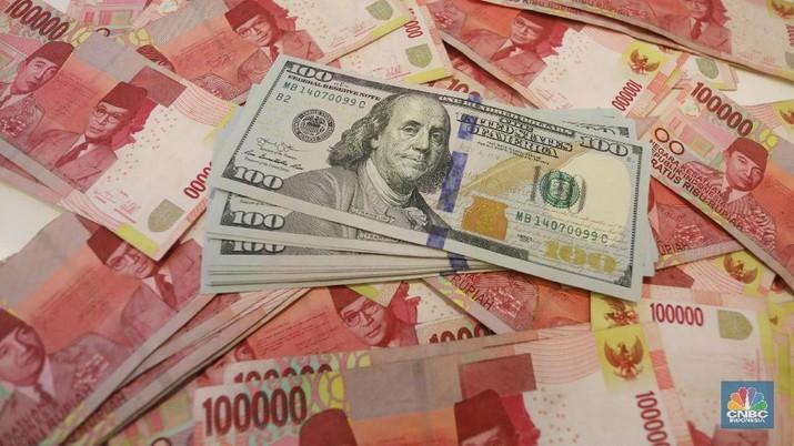 Pukul 10:00 WIB: Rupiah Masih Melemah di Rp 14.502/US$