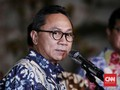 Banyak Orang Foto Sandi di KPU, Zulhas Yakin Prabowo Menang