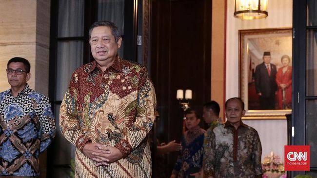 SBY di Ultah 17 Tahun Demokrat: Bantu Atasi Kesulitan Rakyat