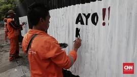Sandi soal Nihil Upah Mural PPSU: Do-It-Yourself Economy