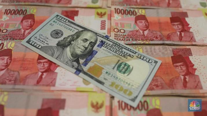 Bank Indonesia Kokohkan Posisi Rupiah