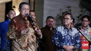 Demokrat Minta Jokowi Lindungi SBY dari Fitnah Asia Sentinel