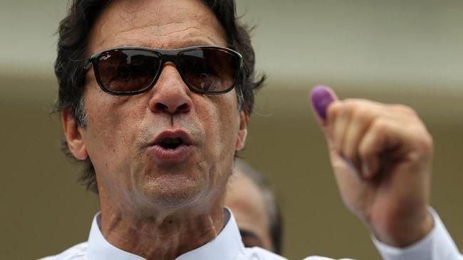Imran Khan, PM Baru Pakistan Janji Berantas Korupsi