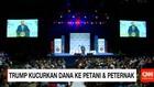 TRUMP KUCURKAN DANA KE PETANI & PETERNAK