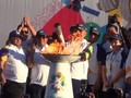 VIDEO: Bali Sambut Antusias Obor Asian Games 2018