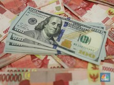 Rupiah Loyo, Tembus Rp 14.300/US$ di Kurs Tengah BI
