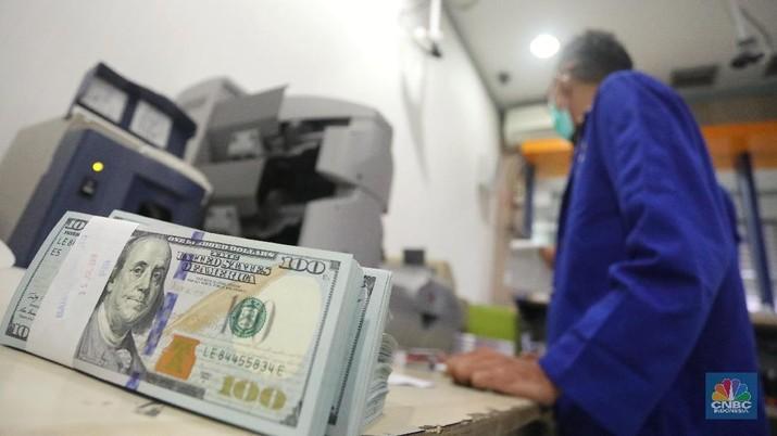 Ekonom: Perang Dagang Jadi Kunci Rupiah di Tahun Politik