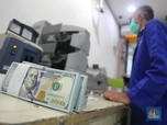 Pak Jokowi, Waspada CAD Bengkak, Rupiah Jatuh & Cadev Turun
