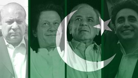 INFOGRAFIS: Pemain Utama Pemilu Pakistan
