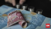 Kekurangan Obat Kuat, Rupiah Anjlok ke Rp14.615 per Dolar AS
