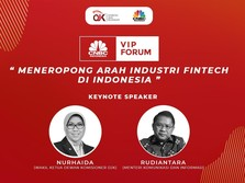 Mau Ikut CNBC Indonesia VIP Forum Soal Fintech? Ayo Daftar!