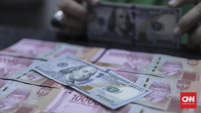 Damai Perang Dagang 'Angkat' Rupiah ke Rp14.182 per Dolar AS