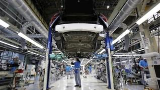Aktivitas Manufaktur di Asia Mulai Pulih