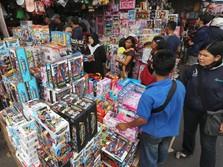 Produk Impor Kuasai Pasar Mainan Indonesia