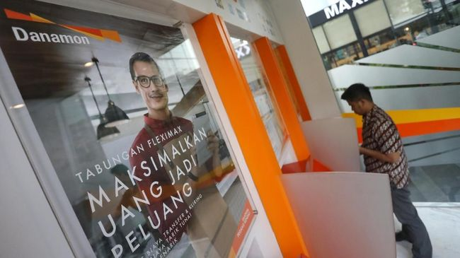 BBNP BDMN Resmi Merger, Aset Bank Danamon kok Hanya Naik 4,5%?