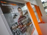 Bakal Keluar dari MSCI, Saham Bank Danamon Amblas 19,7%