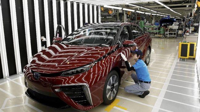 Toyota Sangkal Tutup Pabrik di Inggris Setelah Brexit