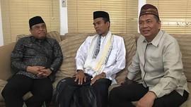 Kapitra: Abdul Somad Cuma 'Cover' untuk Dongkrak Nama Prabowo