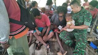 Jumlah Korban Meninggal Kelaparan di Maluku Tengah Bertambah