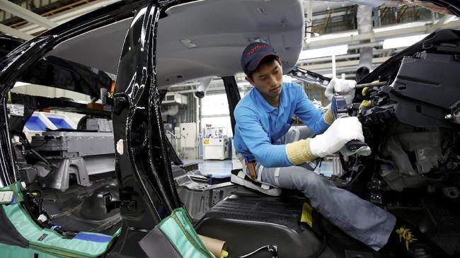 Toyota 'Ancam' Tutup Pabrik di Inggris