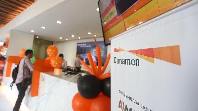 BDMN Duh! Laba Danamon Turun Hampir 73% Tersisa Rp 1T