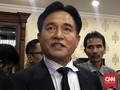 Yusril Ungkap Alasan Masuk Tim Pakar Debat Capres Jokowi
