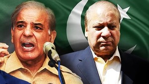 Pertarungan Pemilu Pakistan