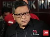 PDIP Sebut Pose Satu Jari Bos IMF Bukan Kampanye Jokowi