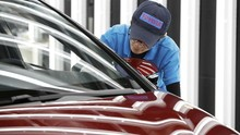 Toyota Produksi Mobil 'Hybrid' Suzuki di Inggris