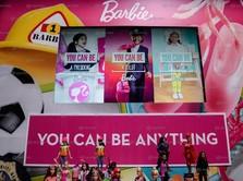 Bisnis Lesu, Produsen Barbie PHK 2.200 Karyawan