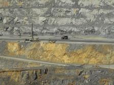 Saham Pertambangan Rontok, Susul Harga Minyak & Batu Bara
