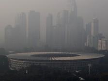Pakai Bensin Jelek, Udara Jakarta Kalah Jauh dengan Singapura